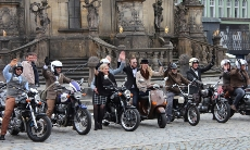 Gentlemans Ride